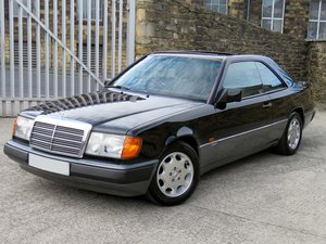 1992 Mercedes C124 230CE Sportline Coupe - FSH - Stunning Example SOLD