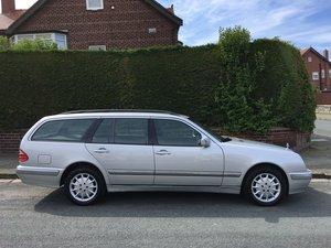 2002 Mercedes E320 CDI Estate Elegance 7 Seater Auto For Sale