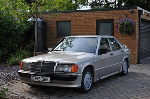 1986 Mercedes 190 2.3 Cosworth manual For Sale