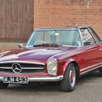 1964 FAMILY  OWNED  SINCE  NEW  230 SL BEING RESTORED  For Sale (picture 1 of 1)