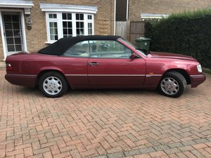 1994 Mercedes E320 Sportline Convertible 82500 miles For Sale