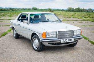 Mercedes-Benz 280CE - 42K Miles, Original unrestored example SOLD