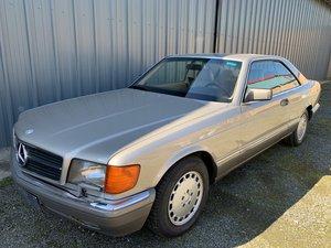 1990 560 SEC