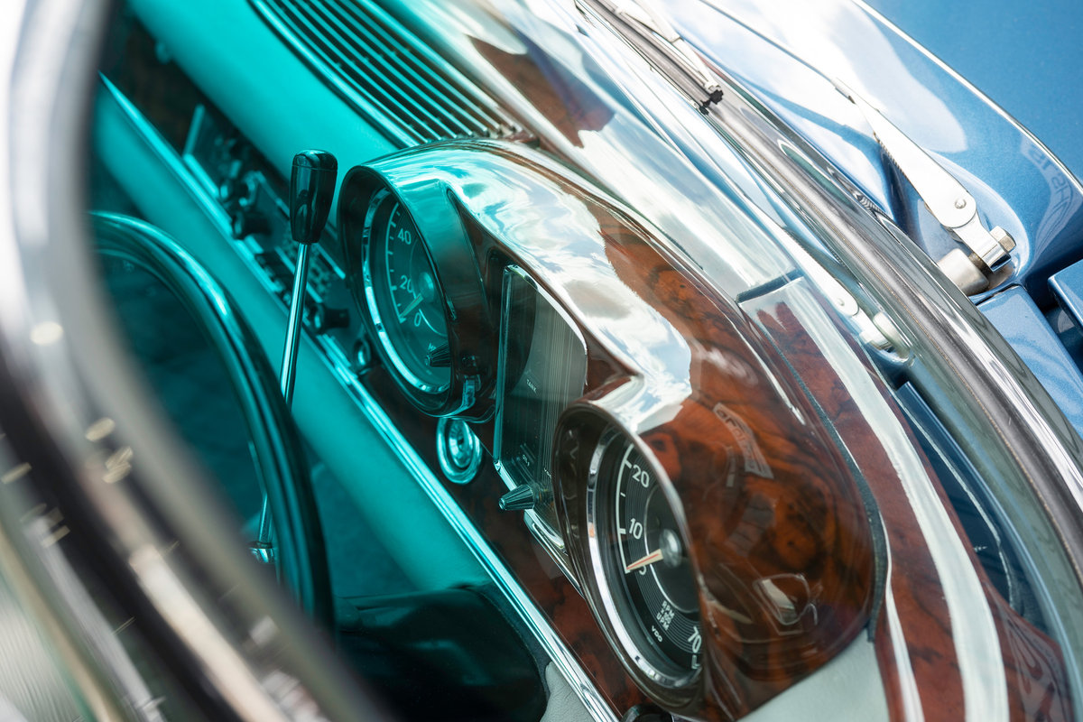 1966 Mercedes-Benz W111 280SE Cabriolet #2122 Restored, BEAUTIFUL For Sale (picture 6 of 6)