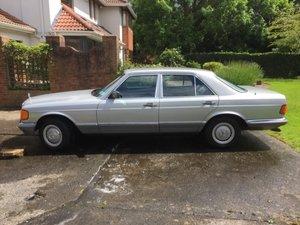 1980 Unique Mercedes 500SE