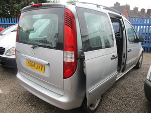 2004 VANEO MPV WITH TWIN SIDE DOORS JUST 50,000 MILES NEW MOT For Sale