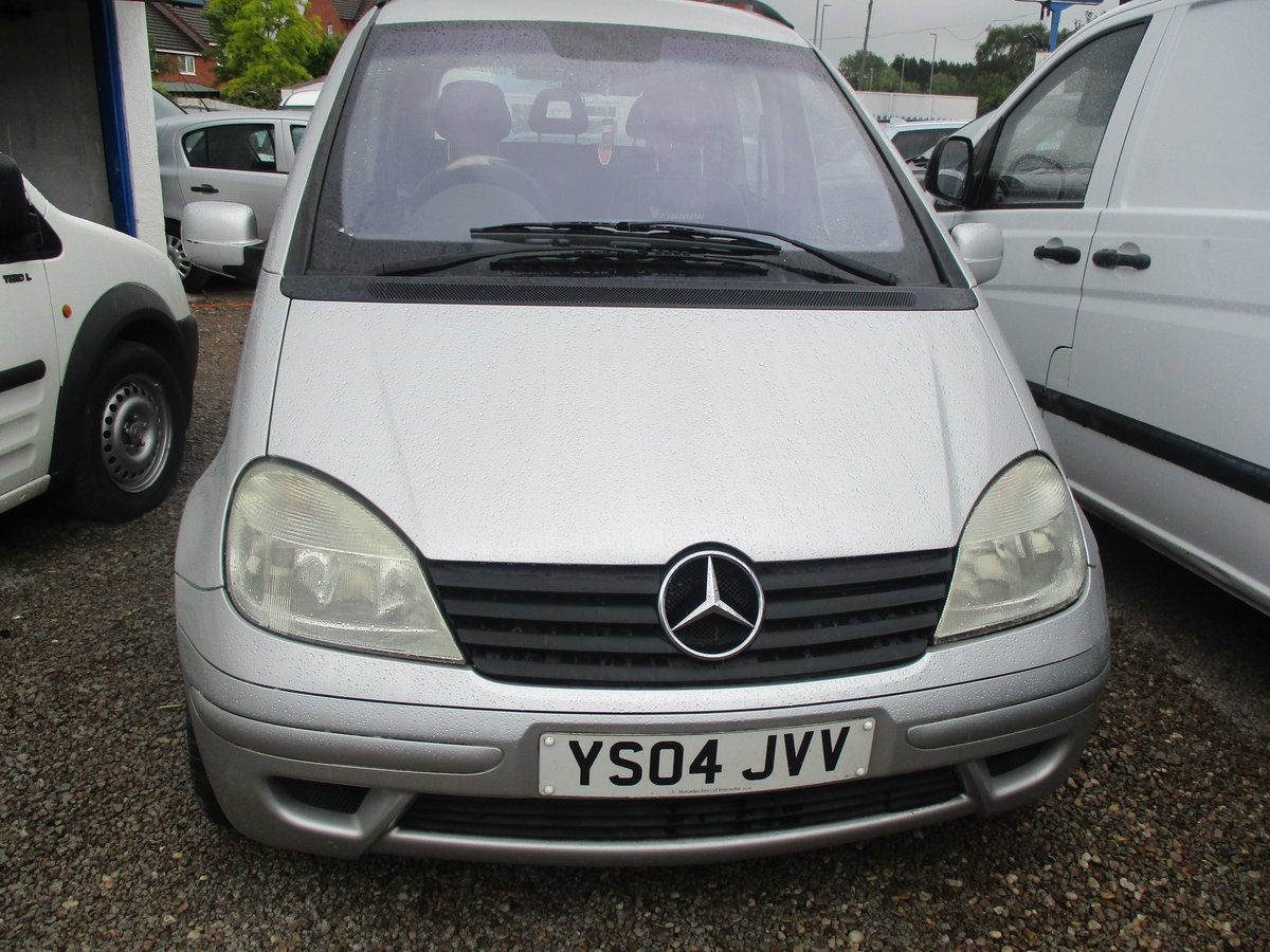 2004 VANEO MPV WITH TWIN SIDE DOORS JUST 50,000 MILES NEW MOT For Sale (picture 4 of 6)