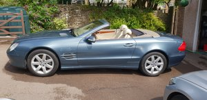2003 Beautiful modern classic Mercedes ready for summer For Sale