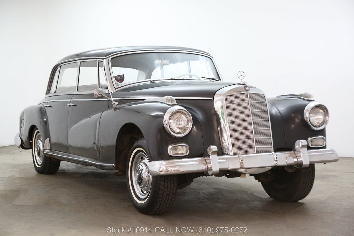 1959 Mercedes-Benz 300D For Sale (picture 1 of 6)