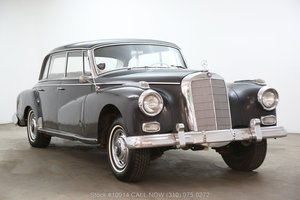 1959 Mercedes-Benz 300D For Sale