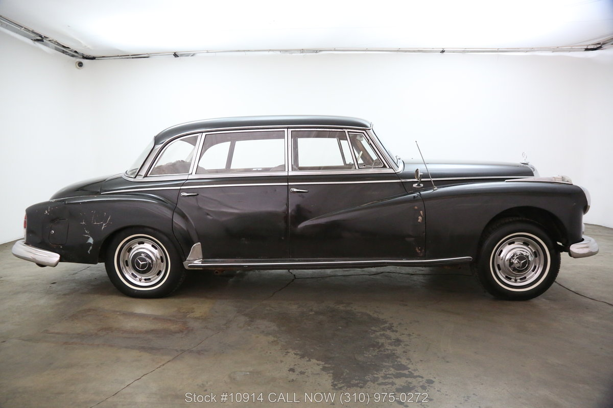 1959 Mercedes-Benz 300D For Sale (picture 2 of 6)