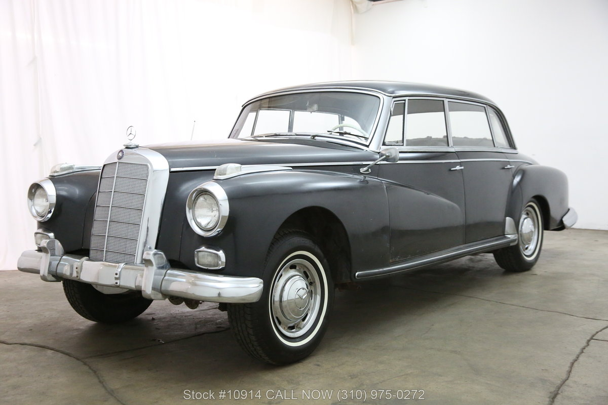 1959 Mercedes-Benz 300D For Sale (picture 3 of 6)