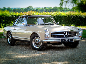 1965 230 SL PAGODA Automatic Petrol (FULLY SPIT RESORED) For Sale