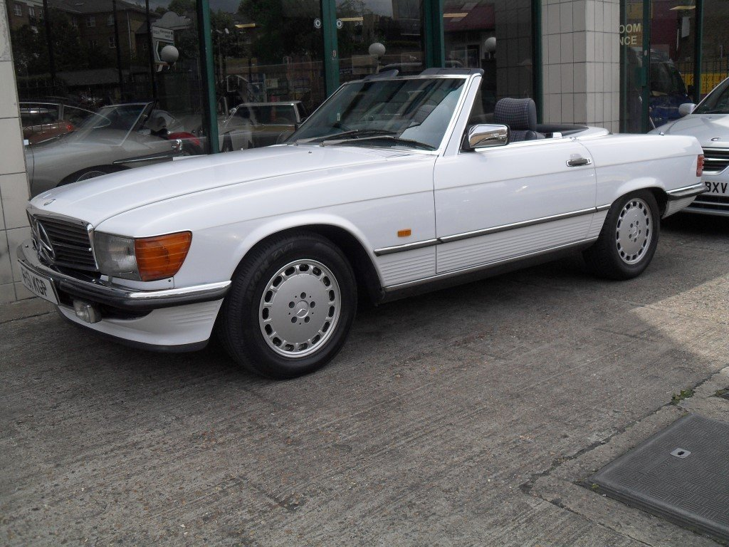 1988 Mercedes Benz 300SL For Sale (picture 2 of 6)