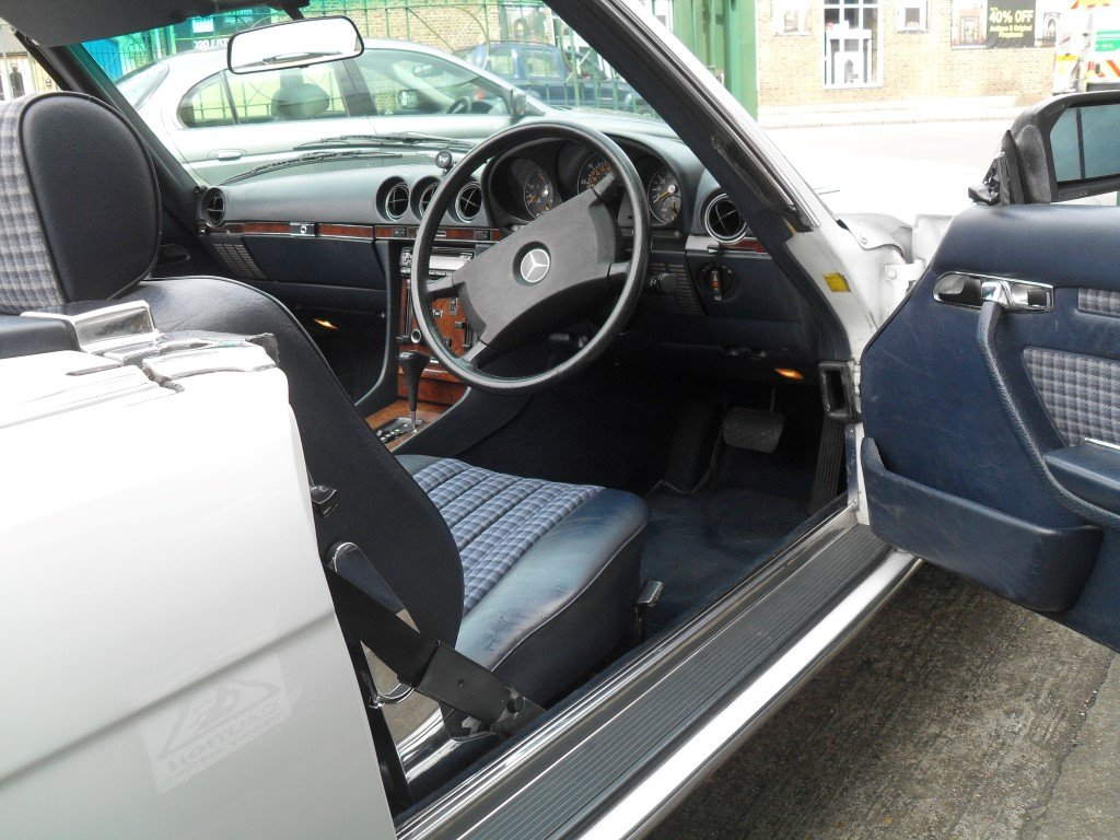 1988 Mercedes Benz 300SL For Sale (picture 4 of 6)