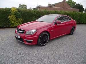 2014 Mercedes-Benz C63 AMG For Sale by Auction