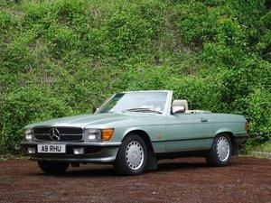 1988 Mercedes-Benz 420 SL