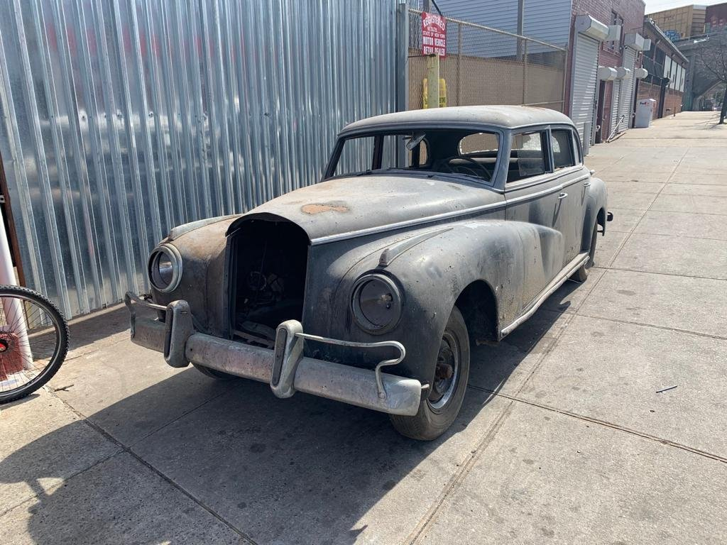 1952 Mercedes 300B Adenauer #22861 For Sale (picture 1 of 5)