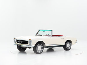1966 MERCEDES 230SL PAGODE ZF 5-SPEED For Sale by Auction