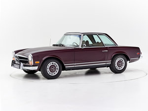1969 MERCEDES 280SL PAGODE 360 MODENA MANUAL For Sale by Auction