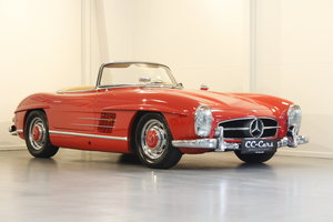 1957 Mercedes 300 SL Convertible SOLD
