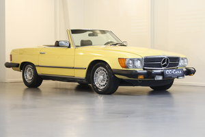 1980 Mercedes 450 SL Convertible  For Sale