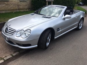 2002 Mercedes-Benz SL55 AMG For Sale
