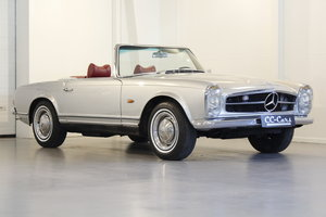 Picture of 1966 Mercedes 230 SL Pagoda - Manual gear For Sale