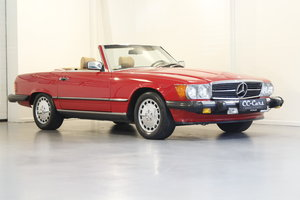 1986 Mercedes 560 SL Convertible Automatic For Sale