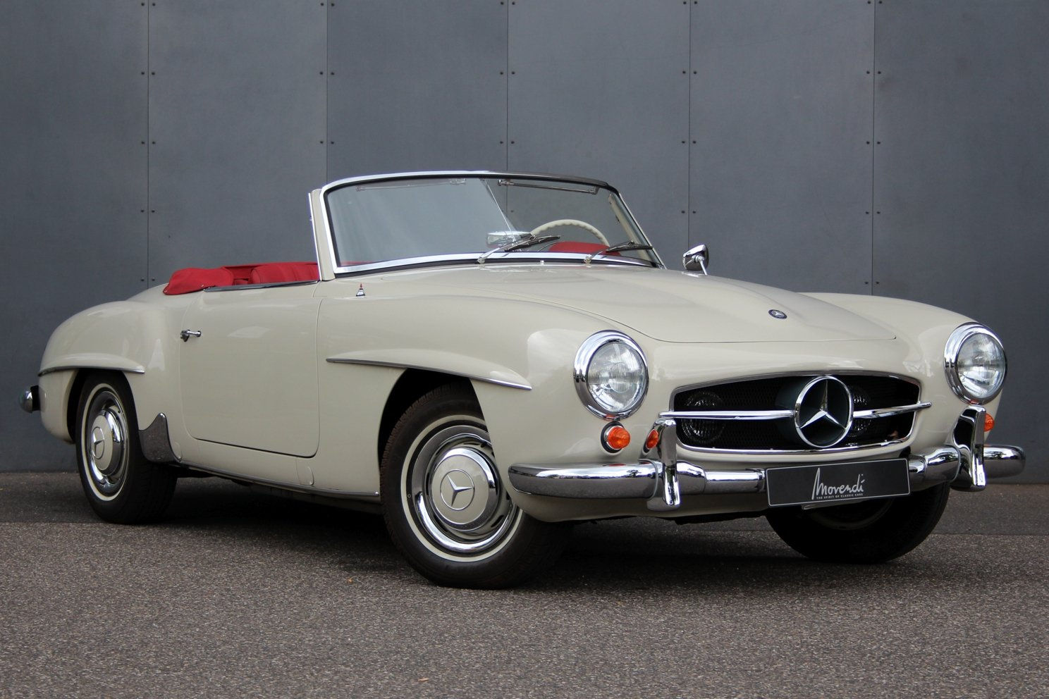 1956 Mercedes-Benz 190 SL Roadster LHD For Sale (picture 1 of 6)