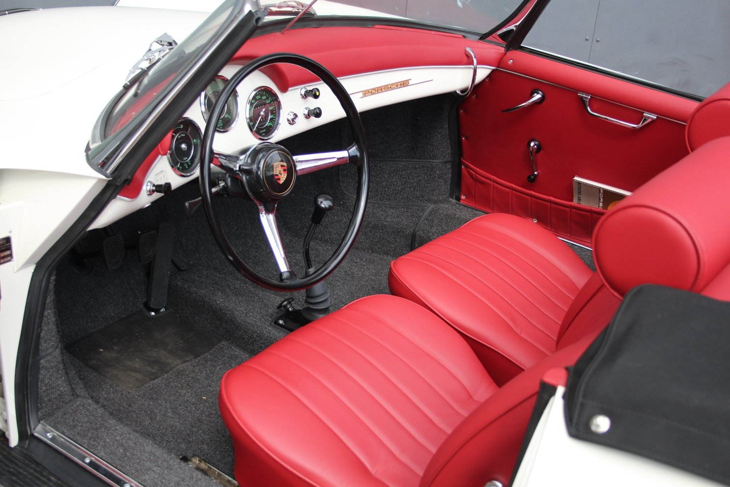 1956 Mercedes-Benz 190 SL Roadster LHD For Sale (picture 2 of 6)