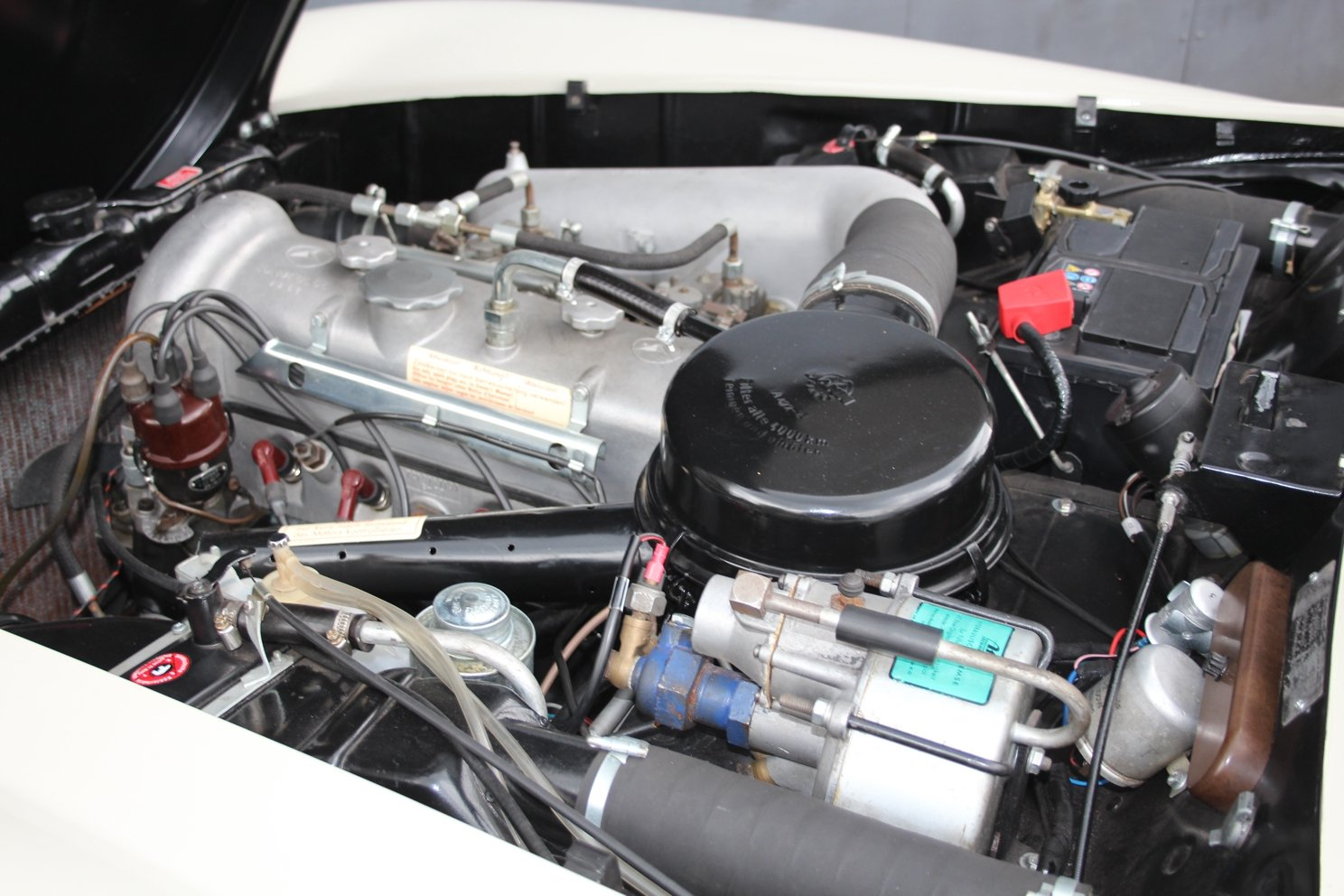 1956 Mercedes-Benz 190 SL Roadster LHD For Sale (picture 3 of 6)