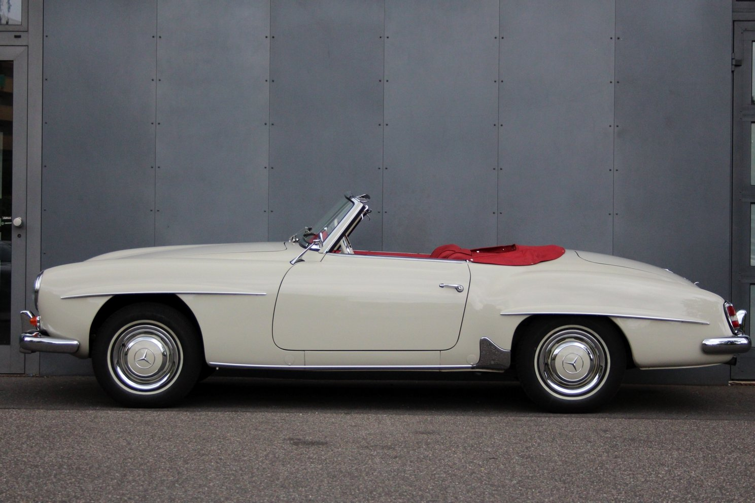 1956 Mercedes-Benz 190 SL Roadster LHD For Sale (picture 4 of 6)