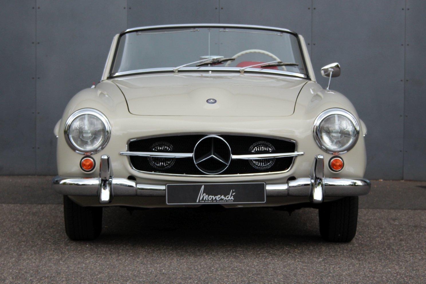 1956 Mercedes-Benz 190 SL Roadster LHD For Sale (picture 5 of 6)