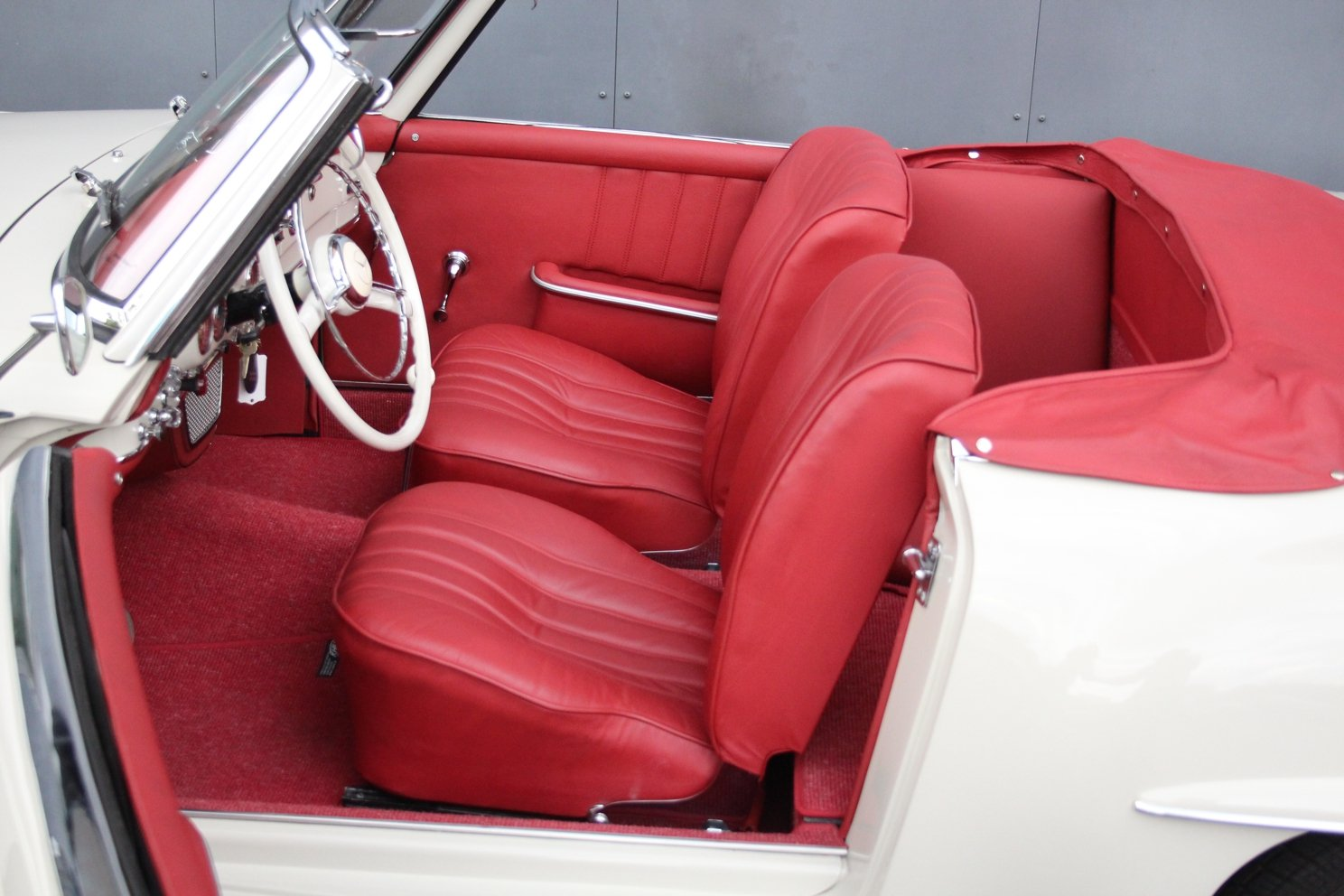 1956 Mercedes-Benz 190 SL Roadster LHD For Sale (picture 6 of 6)
