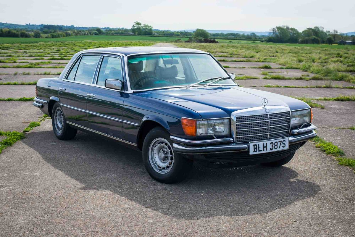 1978 Mercedes-Benz 450SEL 6.9 - RHD, MOT/Running/Driving For Sale (picture 1 of 6)