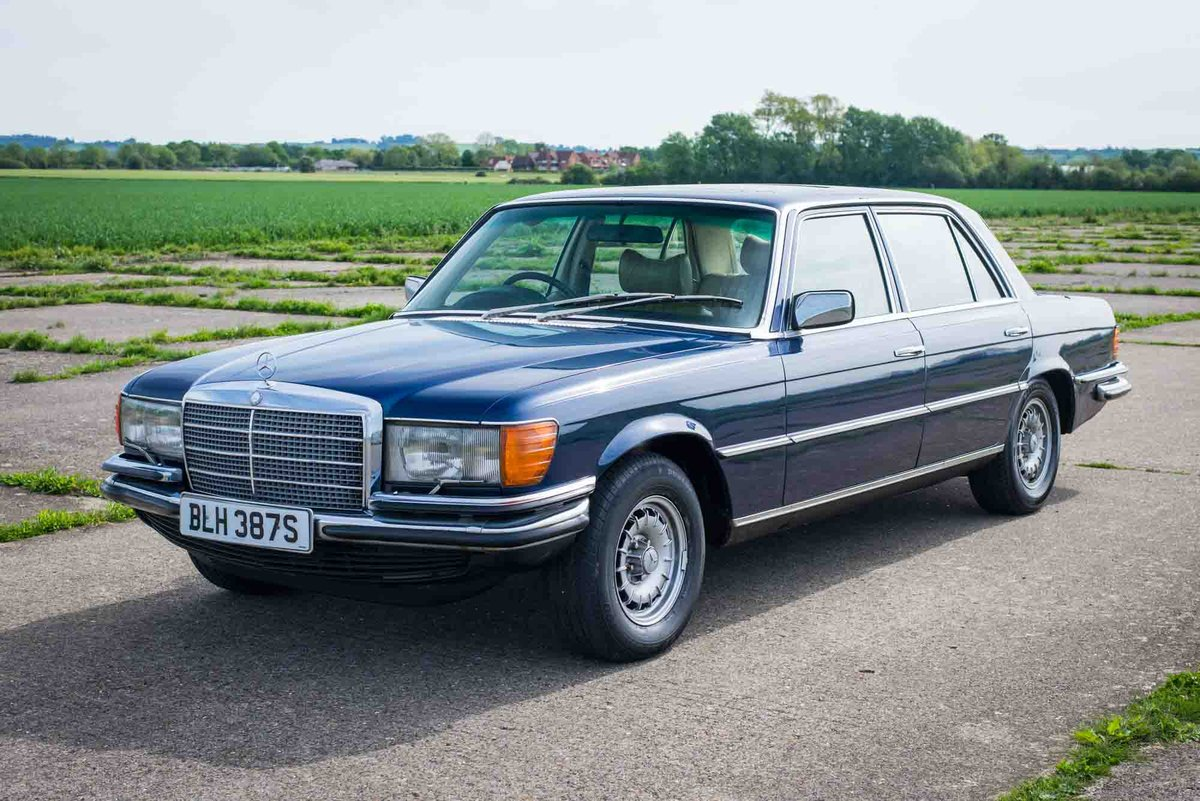 1978 Mercedes-Benz 450SEL 6.9 - RHD, MOT/Running/Driving For Sale (picture 2 of 6)