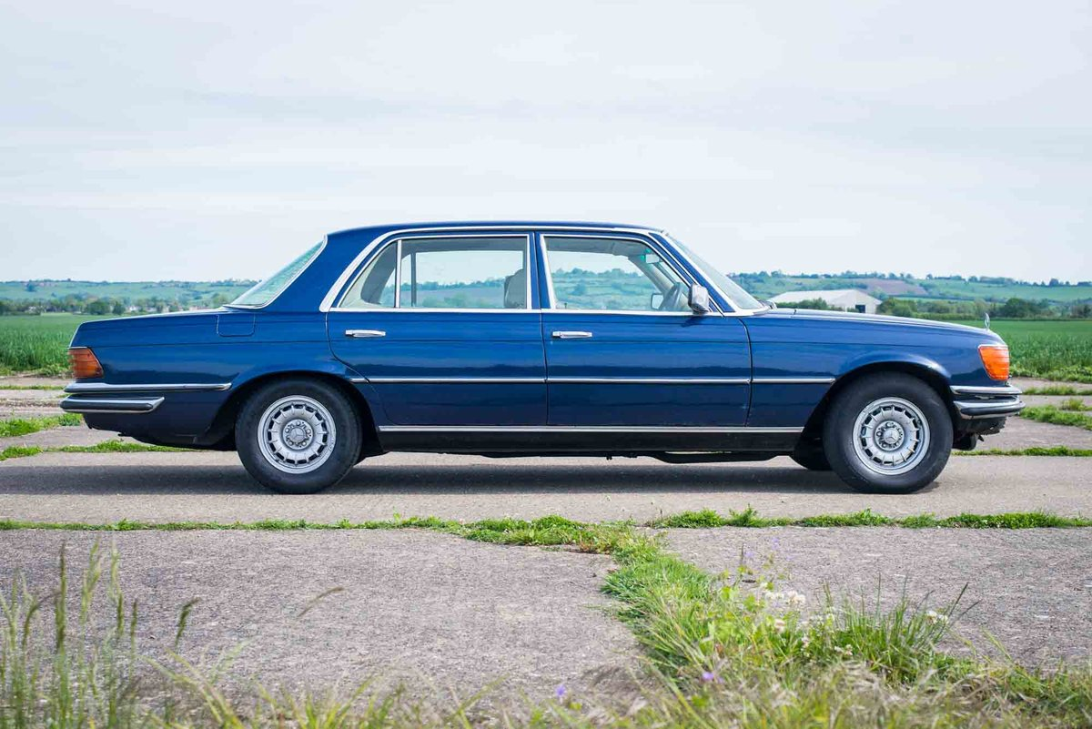 1978 Mercedes-Benz 450SEL 6.9 - RHD, MOT/Running/Driving For Sale (picture 3 of 6)