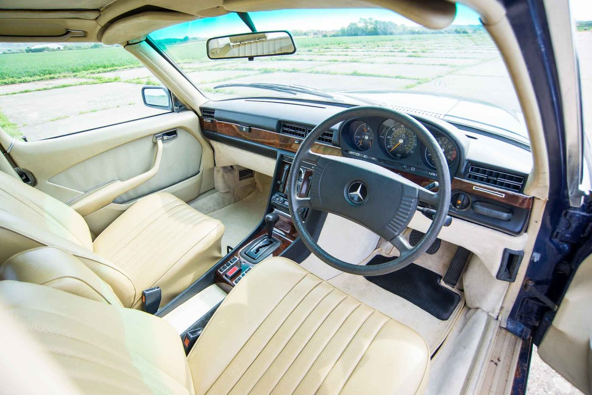 1978 Mercedes-Benz 450SEL 6.9 - RHD, MOT/Running/Driving For Sale (picture 4 of 6)