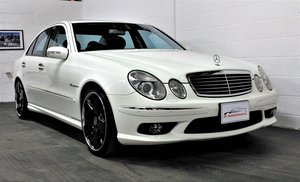 2005 Mercedes-Benz W211 E55 AMG,25,076 miles For Sale
