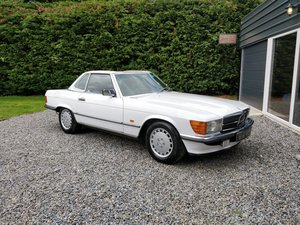 Original U.K. 1989 Mercedes 300SL For Sale