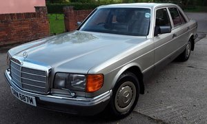 Picture of 4000 1985 Mercedes W126 280SE Auto at ACA 15th June  SOLD