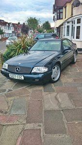 1999 Mercedes SL500, Low mileage and owners