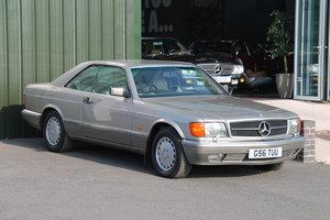 1989 Mercedes-Benz 560SEC (C126) #2116 For Sale