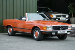 1988 Mercedes-Benz 350SL (R107) #2111 For Sale