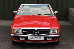 1989 Mercedes-Benz 420SL (R107) #2105 Just 1400 Miles! For Sale