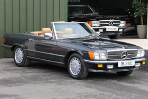 1988 Mercedes-Benz 560SL (R107) #2075 Left Hand Drive For Sale