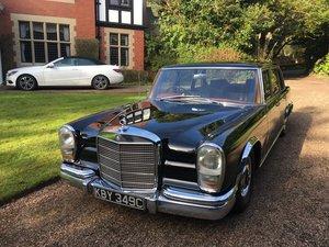 1965 Mercedes 600 SWB RHD