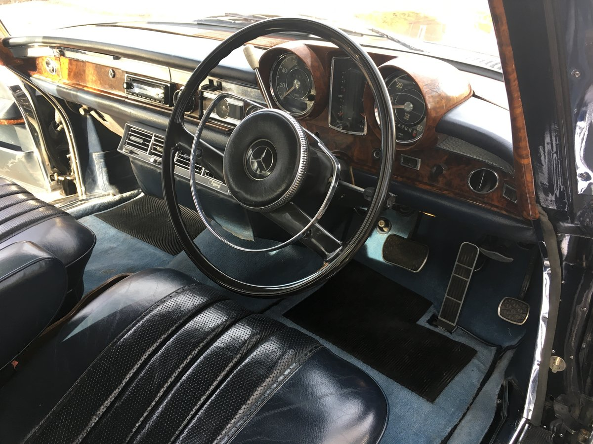 1965 Mercedes 600 SWB RHD For Sale (picture 5 of 6)