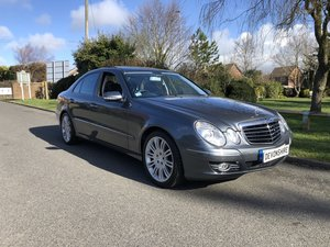 2006 Mercedes Benz E350 V6 Petrol Only 27000 Miles Very Rare For Sale